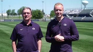 Penn State Men's Soccer | Coach Cook