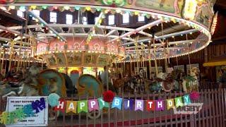 Iconic Holyoke Merry-Go-Round Celebrates 90th Birthday | Connecting Point | Sept. 19, 2019