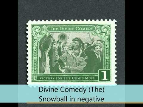 Divine Comedy (The) - Victory for the Comic Muse - Snowball in negative