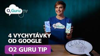4 vychytávky od Google, se kterými zabodujete 🤩
