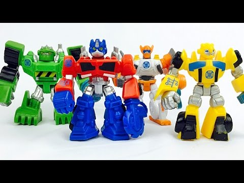 Youtube videos infantiles transformers