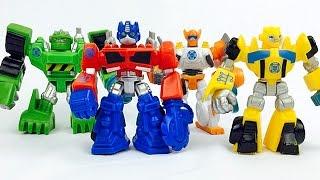Videos para Niños - Los Transformers - Videos Infantiles