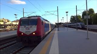 Video Trains between Athens new central station and Kato Aharnes 1-10-2017 download MP3, 3GP, MP4, WEBM, AVI, FLV Maret 2018