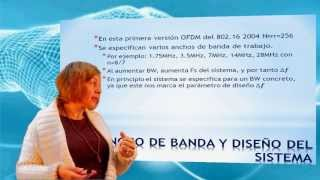 WIMAX: Parámetros básicos OFDM