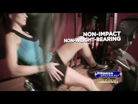 Fitness Specialist - Octane Xride Elliptical - Odessa & Lubbock, Texas