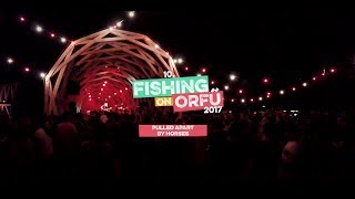 Pulled Apart by Horses - Live at Fishing on Orfű 2017 (Full concert)