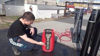 видео Ремонт крыши гаража своими руками