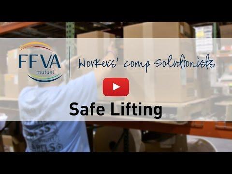 FFVA Mutual Safe Lifting Video