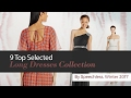 9 Top Selected Long Dresses Collection By Speechless, Winter 2017