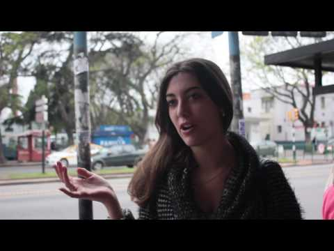 Un día en el transporte público de Montevideo