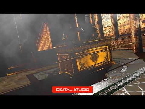 Daz3D & Element 3D V2 - The Ark of the Covenant