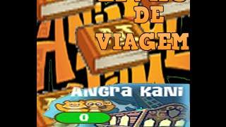 ANIMAL JAM-LIVRO DE VIAGEM- ANGRA KANI