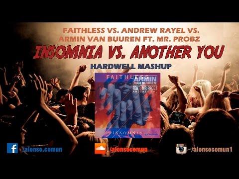 Insomnia vs. Another You (Hardwell Mashup)