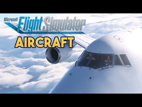 Microsoft Flight Simulator 2020 - AIRCRAFT