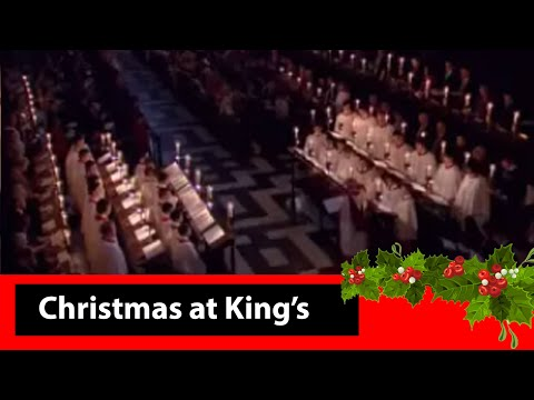 Kings College Cambridge 2008 #9 God rest ye Merry, Gentlemen arr David Willcocks
