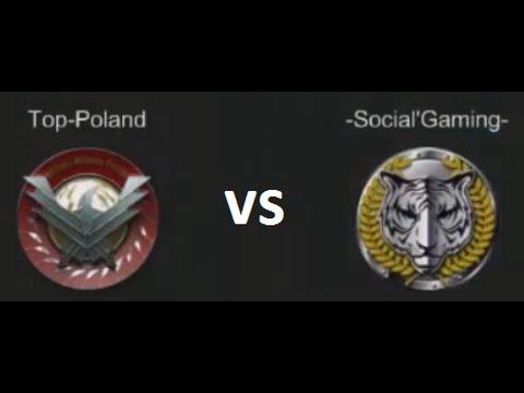Top-Poland vs -Social'Gaming-