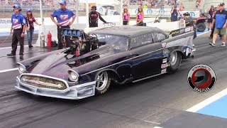 2015 IHRA Rocky Mountain Nationals Part 11: (Pro Modified Qualifying Rd. 2 )