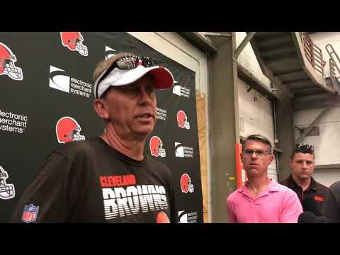 Todd Monken calls a report 'absolutely silly' that his transition to Browns OC hasn't been smooth