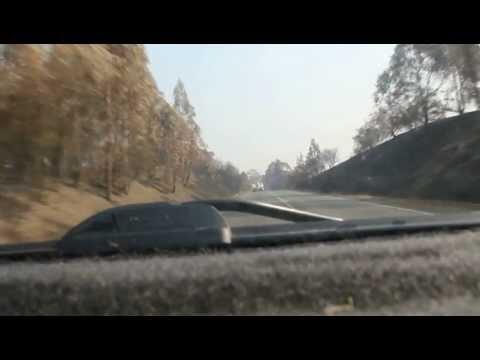 Tasmanian Bushfires 2013 Dunalley To Copping