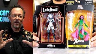 """6"""" Lady Death Action Figure (actual production unit)"""