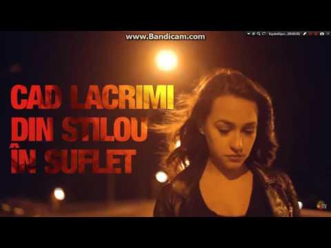Miss Mary - Lacrimi din stilou (by Chili Music) [Lyrics Video]