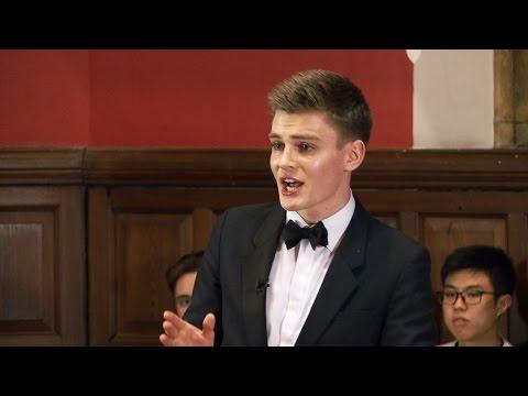ISIS Debate | Edward Grigg | Proposition