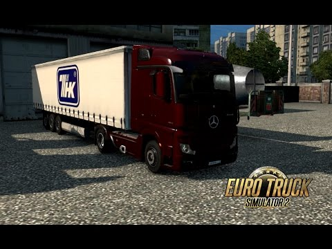 Delivery 5 - Orient Express v7.0 (for Euro Truck Simulator 2 v1.21.x) GAMEPLAY
