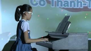 Tình yêu màu xanh - Piano - Tùng Linh