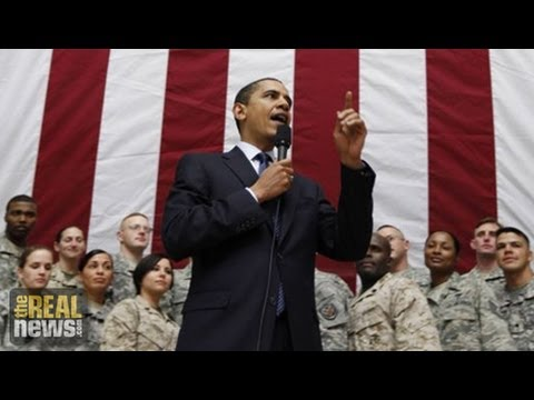 Obama Embraces American Exceptionalism - Peter Kuznick on Reality Asserts Itself (2/4)