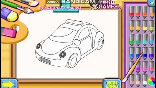 Car Coloring Pages - Coloring Pages For Kids