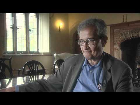 Amartya Sen on the Economic Crisis - The Amartya Sen Interviews (3/3)