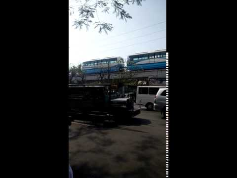 DOST tested Hybrid Electric Road Train (HERT)
