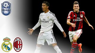 Video Gol Pertandingan Real Madrid vs AC Milan