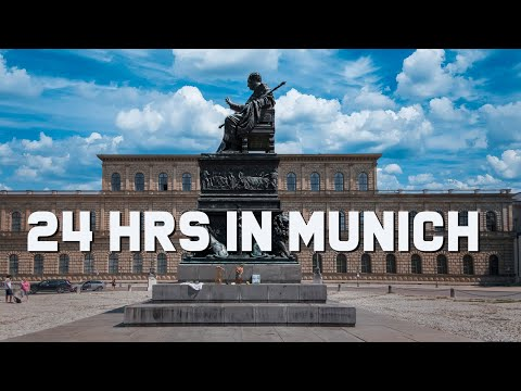 24 Hours in Munich Germany | Top Things to do in Munich | Tr