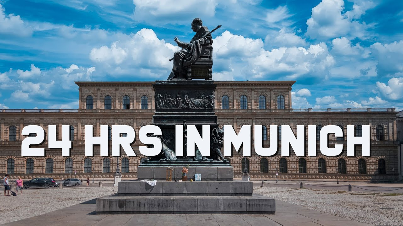24 Hours In Munich Germany Top Things To Do In Munich Travel - Hotel Hrs München