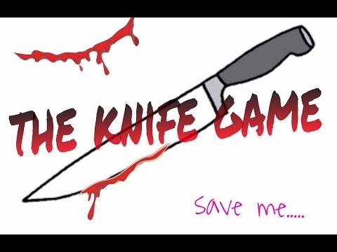 2p Hetalia Cosplay: The Knife Game with 2p Italians