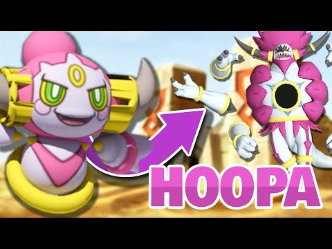 How to Catch HOOPA UNBOUND and Collect the PRISON BOTTLE