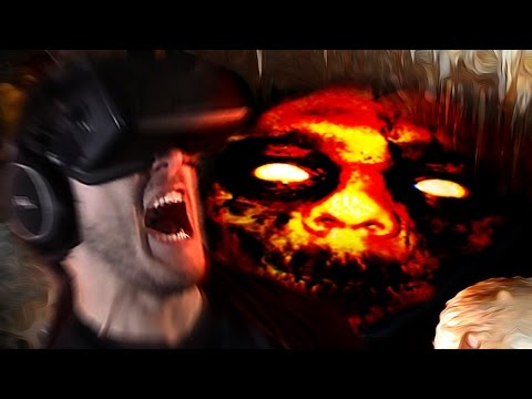 DOUCHIEST Jumpscares EVER | Crystal Cove - Oculus Rift Horror (DK2)