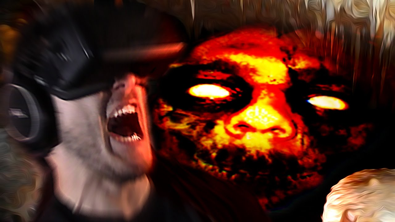 Douchiest Jumpscares Ever Crystal Cove Oculus Rift