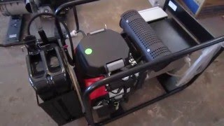 электрогенератор Europower EP123DE обзор