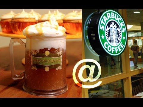 How To Order A Butterbeer At Starbucks