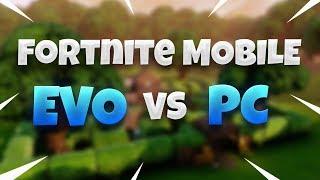Fortnite Mobile Vs PC #2   Build Battle Highlights & More