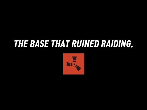 RUSTㆍhJune BASE 5.0   THE HIBERNATOR (40 Rockets, NO BP, 100HR UPKEEP)