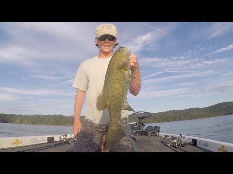 Norris Lake PB Smallmouth!!! ~ Night Fishing