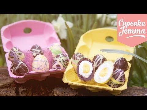 Save Easter Cheesecake Eggs! | Cupcake Jemma Images