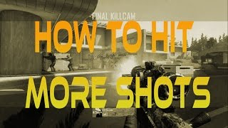 How To Hit More Trickshots On Bo2 Ep2