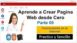 Como Subir Pagina Web a un Hosting Gratuito
