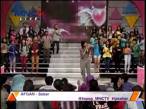 SHERINA MUNAF -  Akan Ku Tunggu -  Top Pop MNCTV