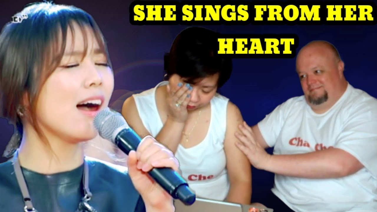 "SO HYANG ""BRIDGE OVER TROUBLED WATER"" 