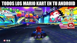 Todos los Mario Kart Existentes para Android + Links [1080p]